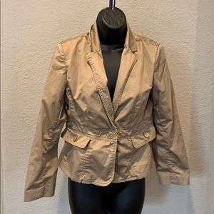 Talbots Blazer Coat Jacket